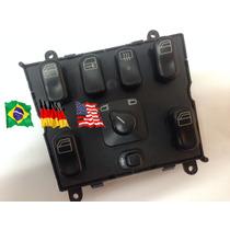 Botão Interruptor Vidros Mercedes Ml320 Ml430 Ml55