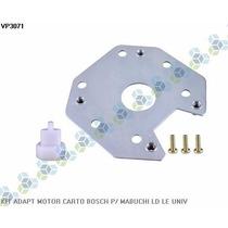 Kit Adaptação Motor Universal Carto E Bosch P/ Mabuchi - Vp