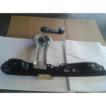 Maquina De Vidro Manual Ranger Traseira 2014