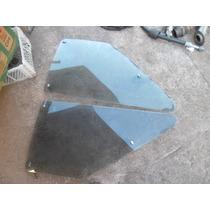 Escort Xr3 E Outros - Par De Vidros Laterais Basculantes