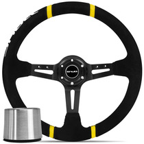 Volante Esportivo Opala Caravan Shutt Ds1 Black Tuning