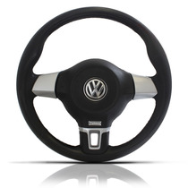 Volante Volkswagen Jetta Prata Turbo Gol Parati Saveiro Golf