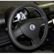 Volante Em Couro Original Volkswagen Novo Golf Polo Gol G5