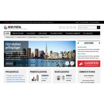Portal De Notícias Joomla 2.5
