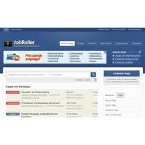 Site De Empregos Curriculos Em Wordpress Tema Jobroller
