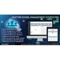 Sistema De Gestão Escola Cursos E Faculdade Instalado