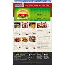 Script Portal Para Lanchonetes, Pizzarias, Restaurantes 2014