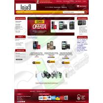 Loja Virtual 9.0 Script 2012+cielo+novos Add +muita Novidade
