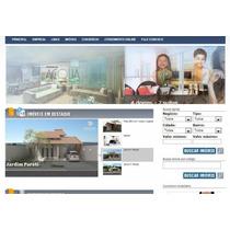 Sistema Script Imobiliária Php Imóveis Online Para Corretor