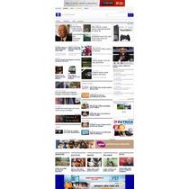 Script Portal G1 Site Php De Jornal E Noticias Editável