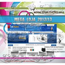 Loja Virtual Php Personalizada Novo Layout - 2012/2013