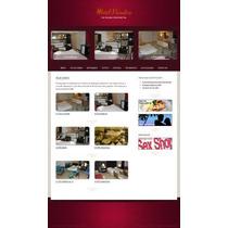 Portal - Website Para Motel / Hotel 1.0 / Pousadas, Etc Php