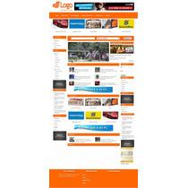 Portal De Noticias Com Guia Comercial Integrado 2014