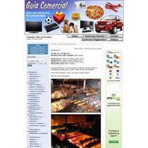 Guia De Empresas / Classificados / Guia Comercial 4.0 Em Php