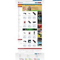 Loja Virtual Script Estilo Carrefour + Chat