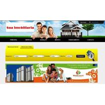 Site Script Imobiliária / Corretor 2014 - Php Administrável