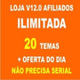 Script Php Loja Virtual 12.0 Mobile+afiliados+oferta Do Dia