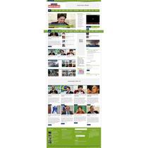 Script Portal Noticias, Site Revista E Jornal Já Hospedado!