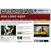 Script Php Portal De Noticias 2014 - Corrigido ,sem Bugs!