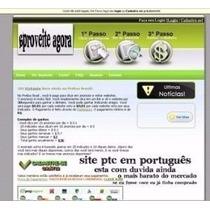 Script Ptc Bux Em Português Verde