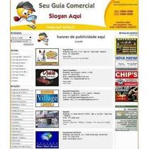 Scripts Guia Comercial E Classificados Amarelo Php