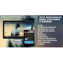 Script Site Web Radio Online Em Php Responsivo Wp