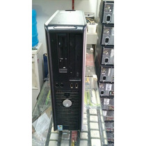 Cpu Dell Optiplex 745 Dual Core 2gb Memoria Hd 160 Sata