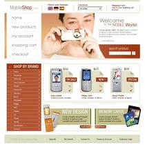 Loja Virtual Para Venda De Celular E-commerce