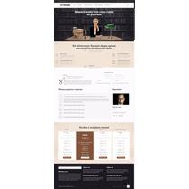 Site Responsivo Para Escritorios Advocacias, Juristas Etc