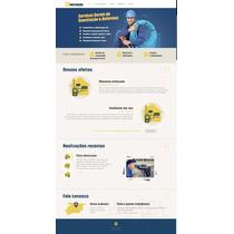 Portal Responsivo Para Empresa De Construção Civil | Tema Wp