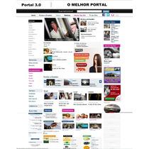 Script Php Site De Jornal E Noticias, Galeria De Fotos