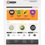 Loja Virtual Para Produtos Digitais - Sistema Automatizado
