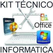 Kit Tecnico Informatica 2016 (atualizado) Envio Email