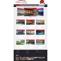 Script Imobiliaria Responsivo Com Chat Online - Php - Site