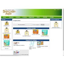 Script Php De Site De Catalogo Comercial Online Php E Mysql