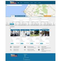 Sistema Script Portal Imobiliária Corretores Imóv Responsivo
