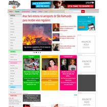 Script/site Em Php - Portal De Noticias Versão 2015