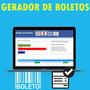 Sistema Gerador De Boletos Php E Gerenciador C/ Retorno Aut.