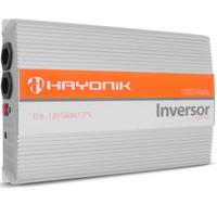 Inversor Transformador 1000w 12/127v Carro Geladeira Motor