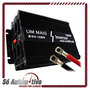 Inversor C/ 4 Tomadas De Tensão Veicular 1000w - 24v P/ 110v