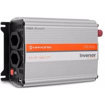 Inversor 1000w Hayonik Veicular - Entrada 12vcc Saida 127vca