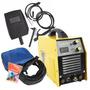 Máquina Solda Arco 200 Amperess + Acess. 220v Ak Tig/mma-200