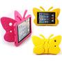 Capa Infantil Emborrachada Ipad Mini 2 3 Asa 3d Proteção