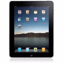 Ipad 64gb Preto Apple 3g + Wi-fi Ios5 Tela 9.7 Desbloqueado