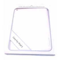 Leilão Capa Smart Cover Traseira Ipad 2 E 3 Branca A2041