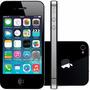 Iphone 4 8gb Preto Desbloqueado Frete Grátis + Brindes