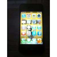 Iphone 4s 32gb Preto 100% Ok - Desbloqueado Fabrica - Retire