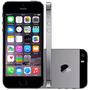 Iphone 5s Apple 32gb Cinza Espacial Tela 4 Ios 9 4g E Câmer