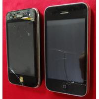 Lote 2x Iphone 3g Com Defeito (para Retirada De Pçs)
