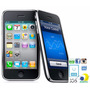 Apple Iphone 3gs 8gb Desbloqueado Homologado Anatel Usado